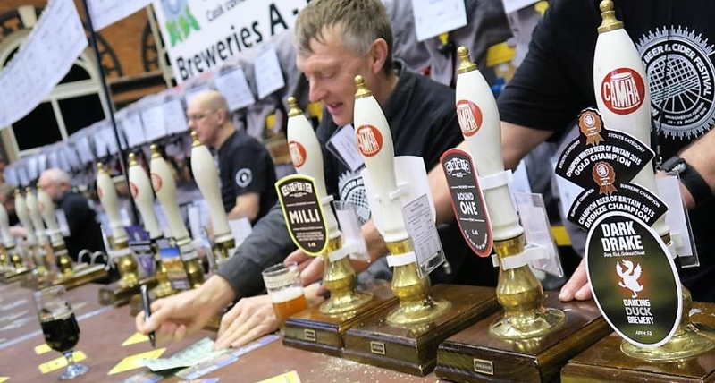 170201 Manchester Beer And Cider Festival 7