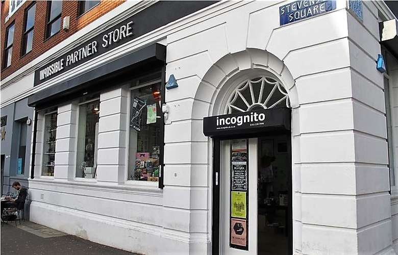 Incognito Northern Quarter Manchester