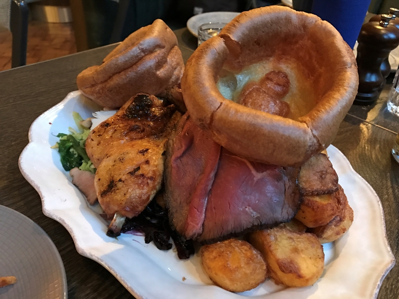 Refuge Shared Sunday Roast