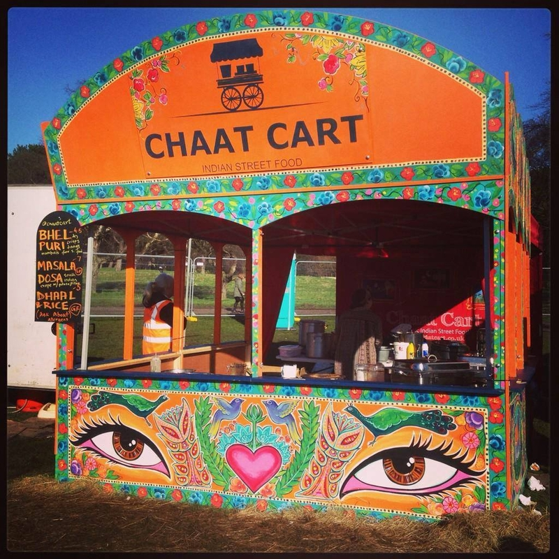 Chaat Cart Festival