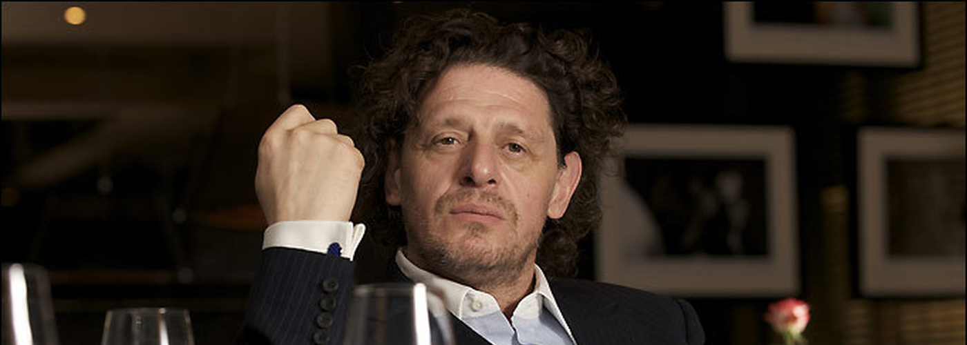 Marco Pierre White Chef