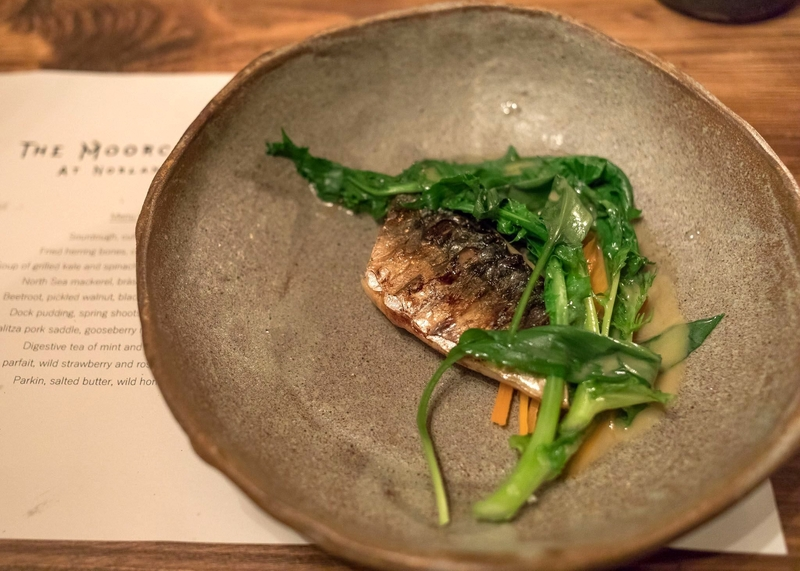 180410 Moorcock Inn Review Mackerel