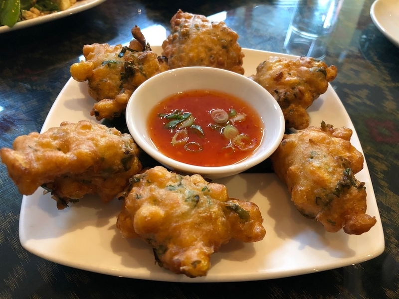 2018 10 13 Angkor Soul Review Angkor Soul Aug18 Corn Fritter