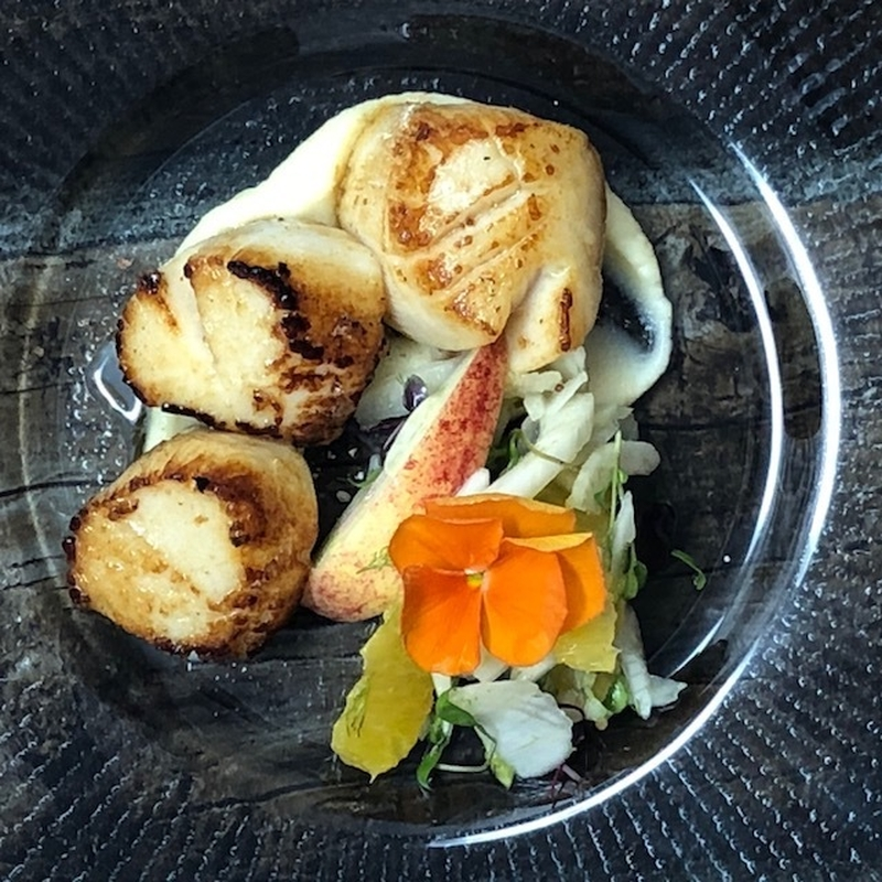 2018 09 18 Grill Worsley Scallops