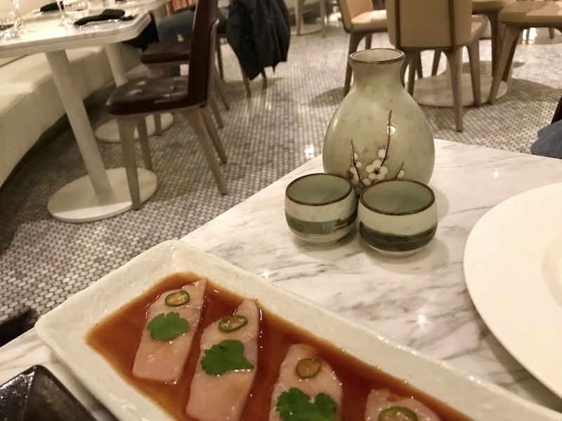 2018 10 29 Peter Street Kitchen Review Sake Sashimi