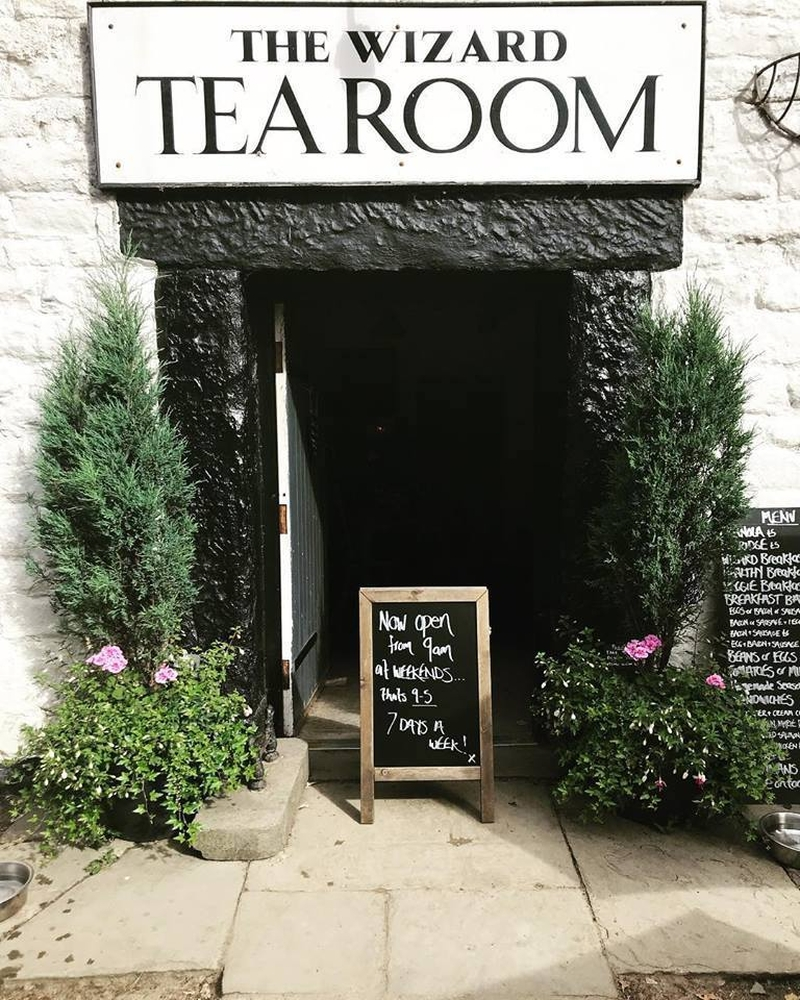 2018 11 13 Cheshire Bars Restaurants Wizard Tearoom