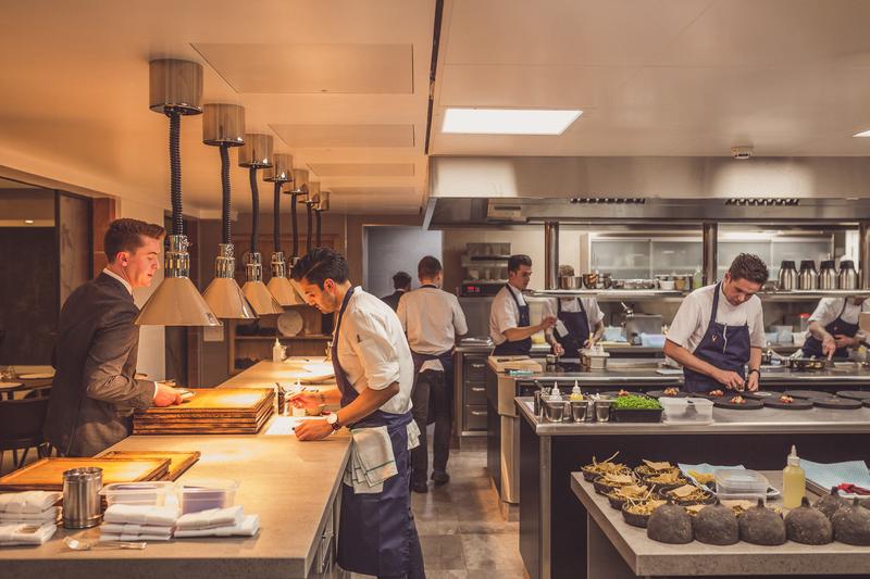 Moor Hall, Aughton, tops UK best restaurants list