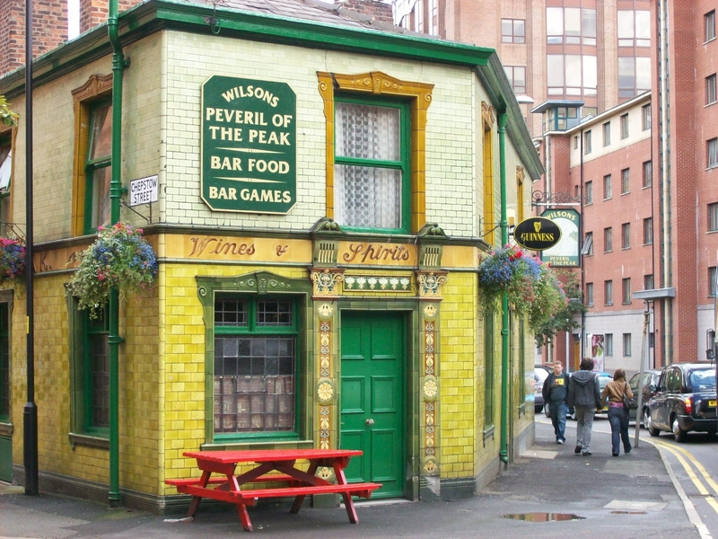 Peveril Of The Peak Manchester