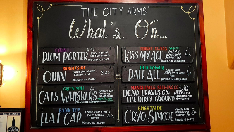 City Arms Pub