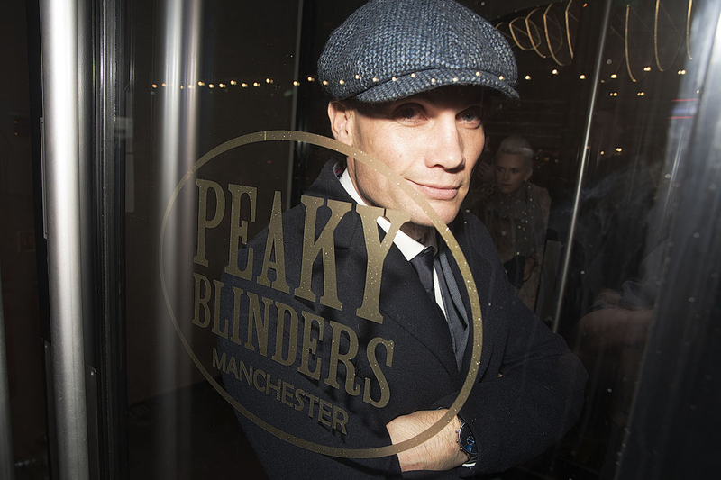 2018 12 12 Peaky Blinders Manchester