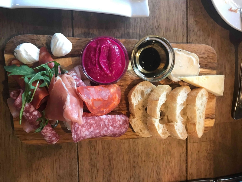 2019 02 21 Goose Gander Charcuterie With Cheese