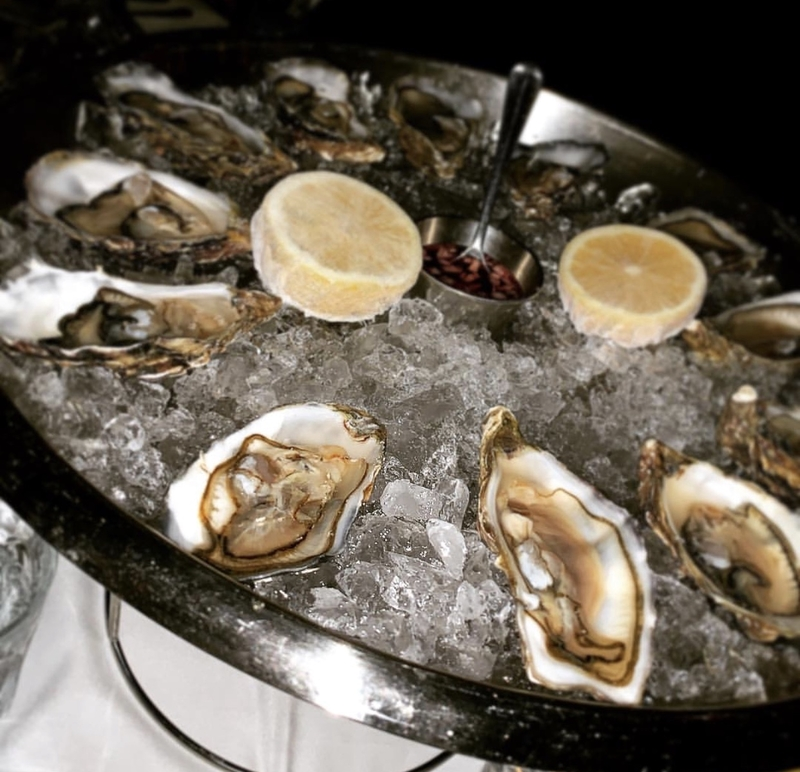 Bistrotheque Oysters