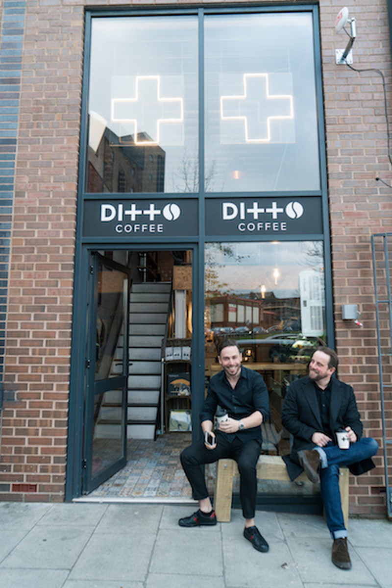 Liverpool's Ditto Coffee to open in Manchester