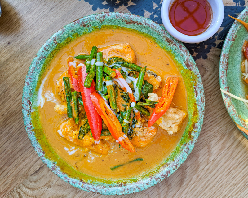 2019 06 25 Rosa Thai Leeds Red Curry