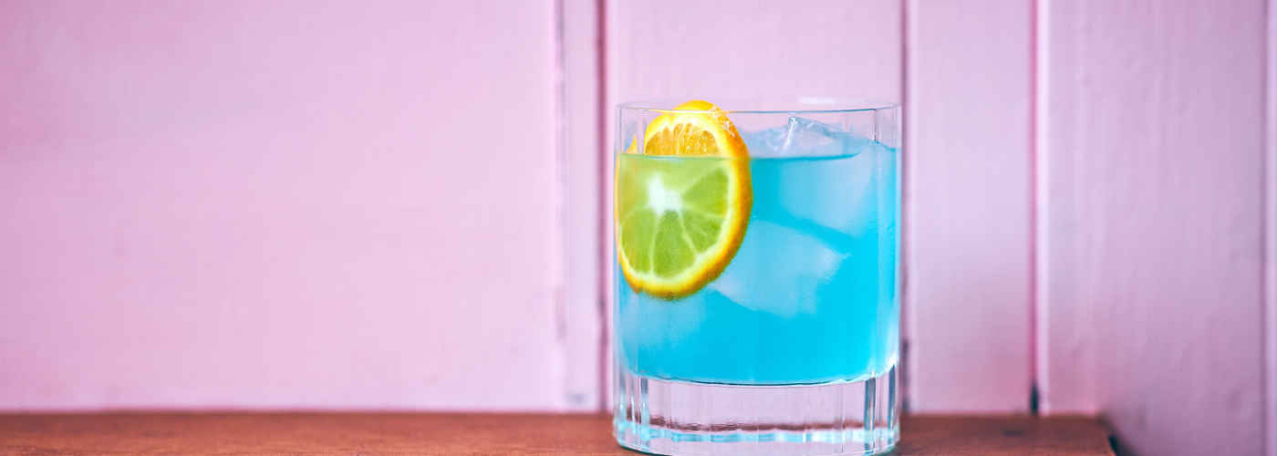 2019 08 19 Feed Leeds Blue Cocktail