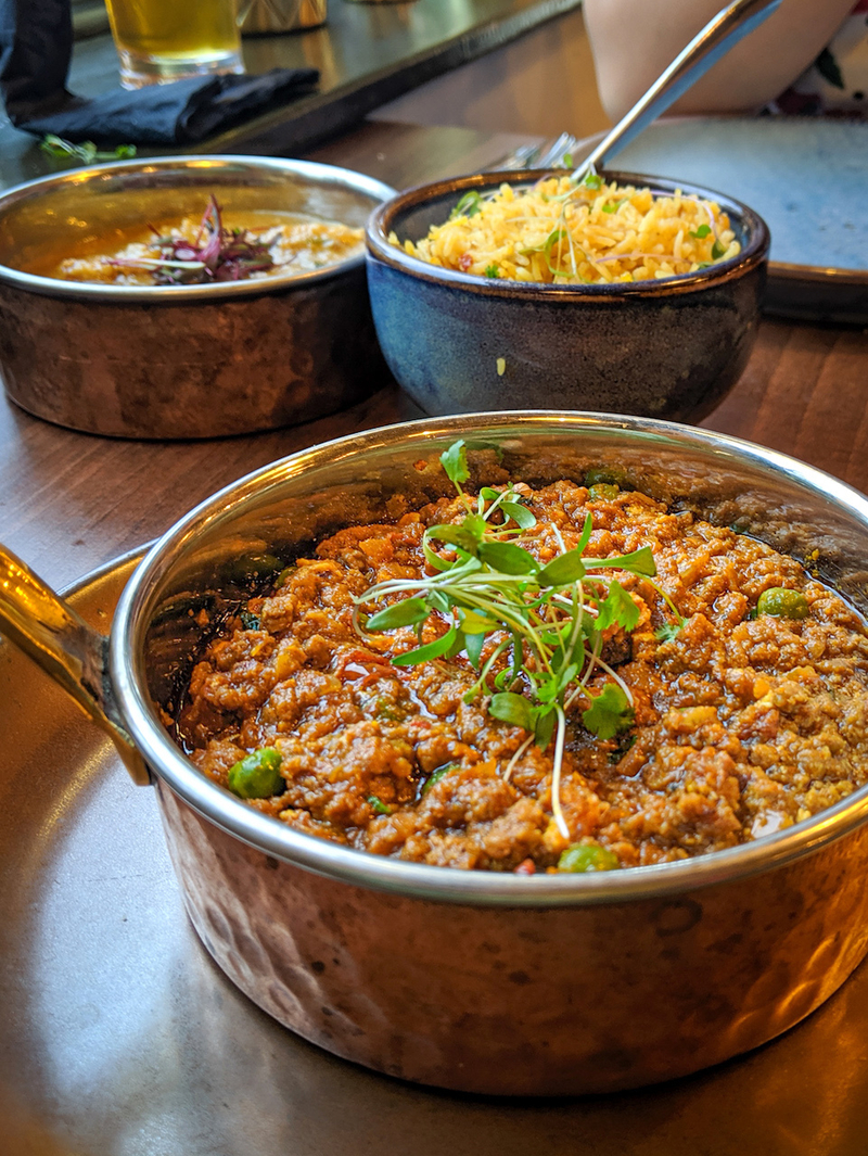 2019 09 09 De Baga Review Lamb Keema