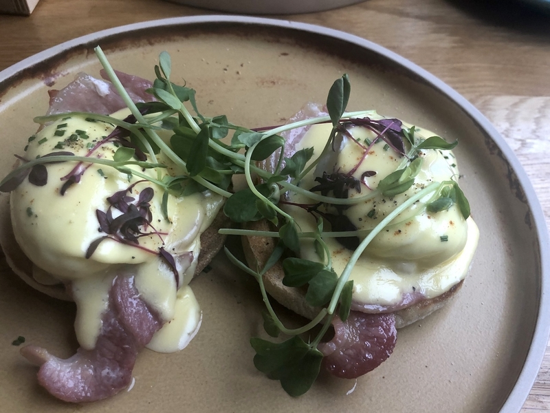 2019 12 02 Leeds Best Dishes If Cafe Eggs Benedict