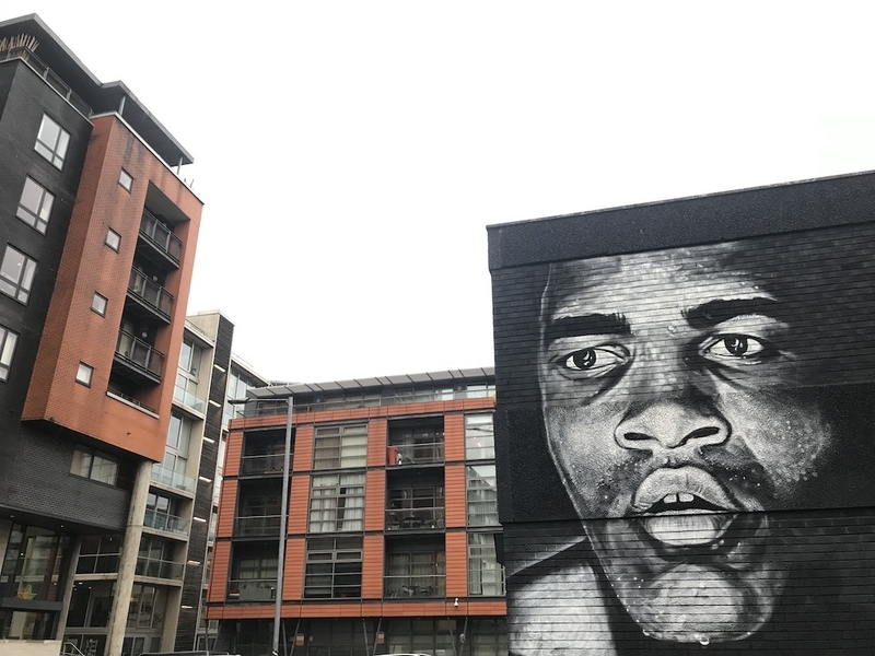 Mohammad Ali Castlefield Sleuth