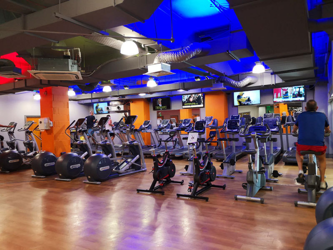 20181108 Y Club Gym Cardio Area 800X600