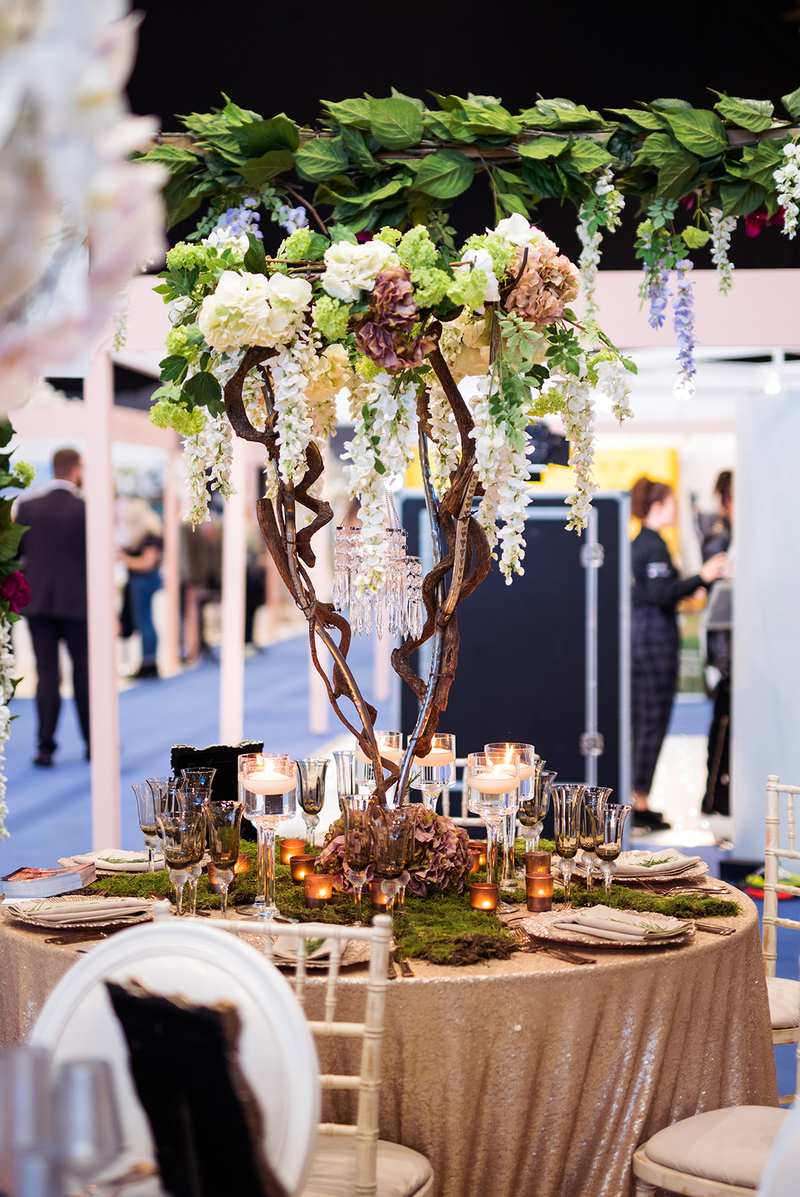 Bloved Wedding Blog Qube Events National Wedding Show Catharine Noble Photography 7
