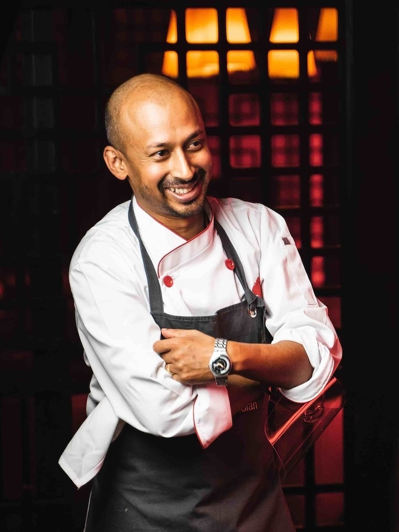 2020 10 19 Vermilion Chef Bobby Geetha