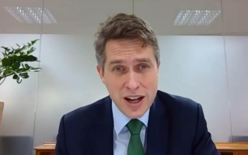 2021 01 15 News Roundup Gavin Williamson130121