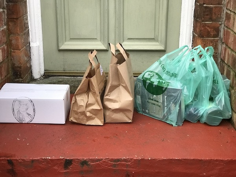 Eat Well Food Delivery Manchester Doorstep