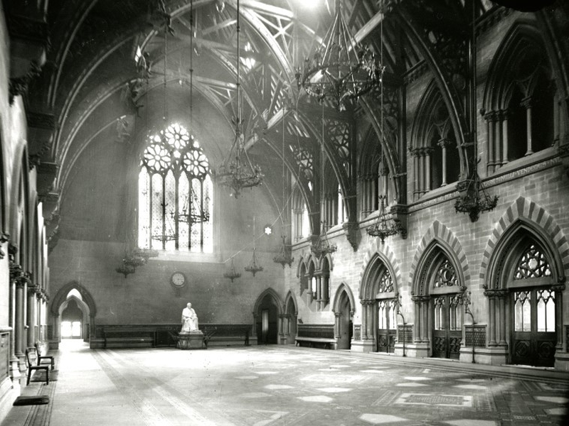 2021 03 24 Assize Courts The Great Hall Of The Assize Courts Was One Of The Sights Of Manchester