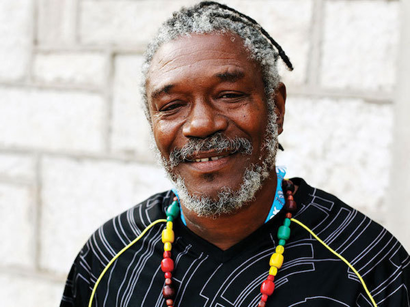 Reggae Music Artist Horace Andy