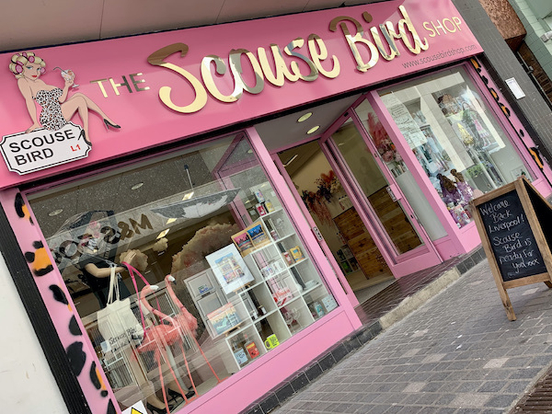 14042021 Scouse Bird Shop Steph Johnson