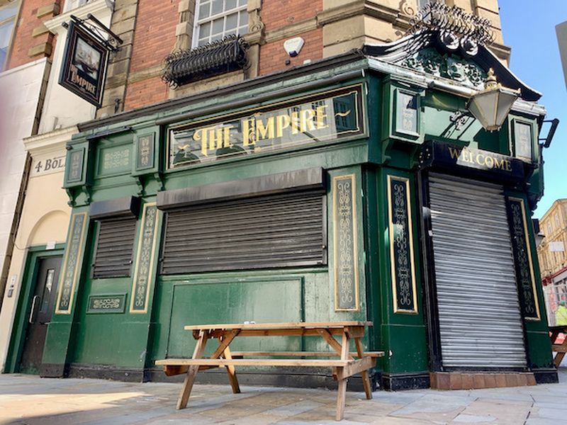 14042021 The Empire Pub Liverpool