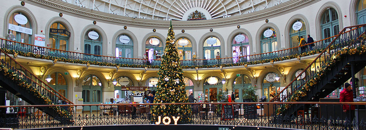 Corn Exchange Header