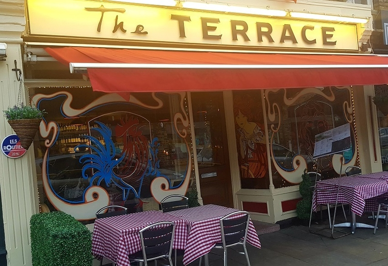 2019 06 08 The Terrace Saltaire Exterior