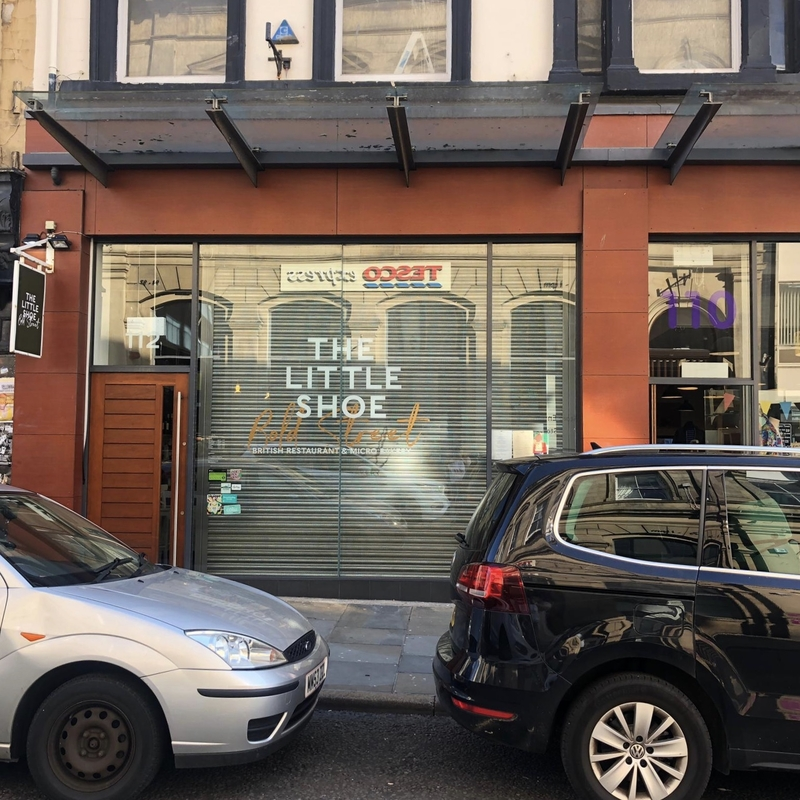 'The main course blew my socks off' – The Little Shoe, Bold Street, reviewed
