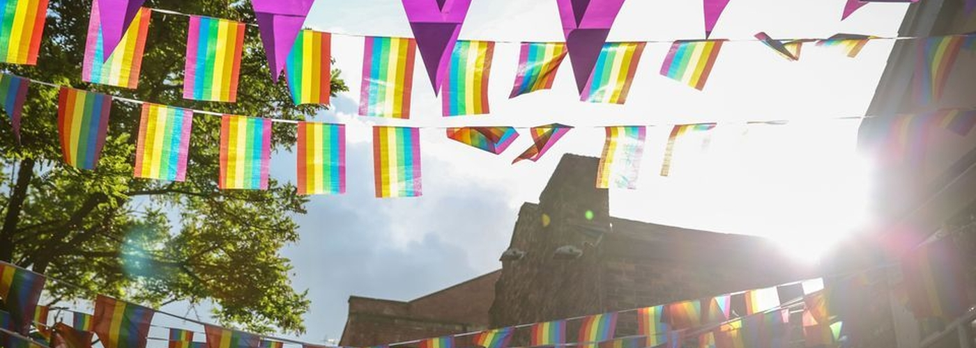 Gay Village Manchester Pride