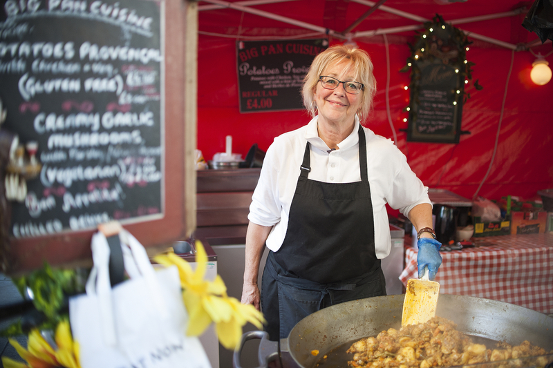 2019 08 30 Stockport Food Drink Festival Provencal