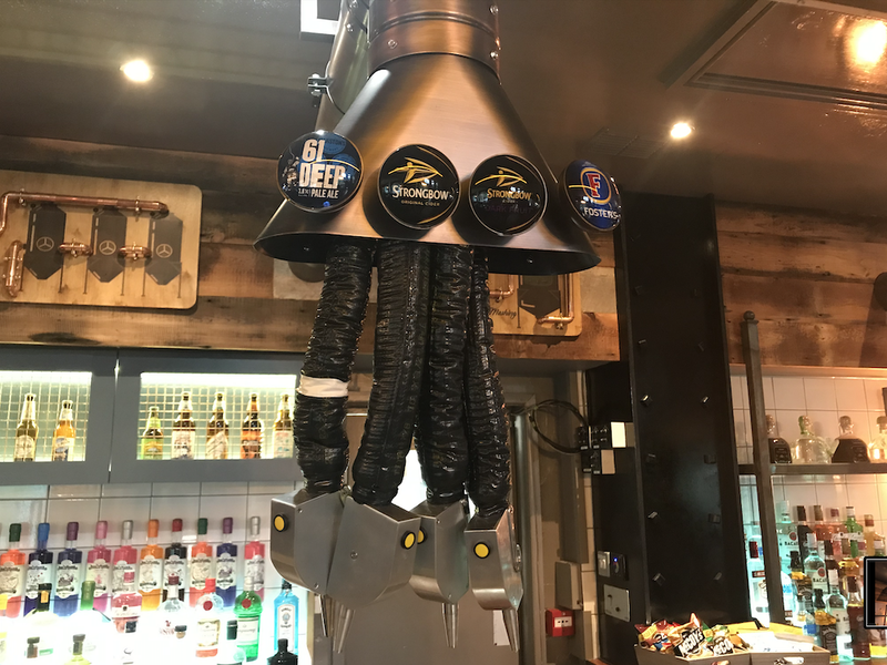 2019 09 12 The Old Pint Pot Beer Pumps