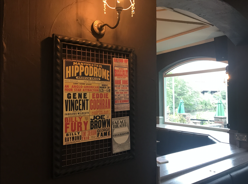 2019 09 12 The Old Pint Pot Old Posters