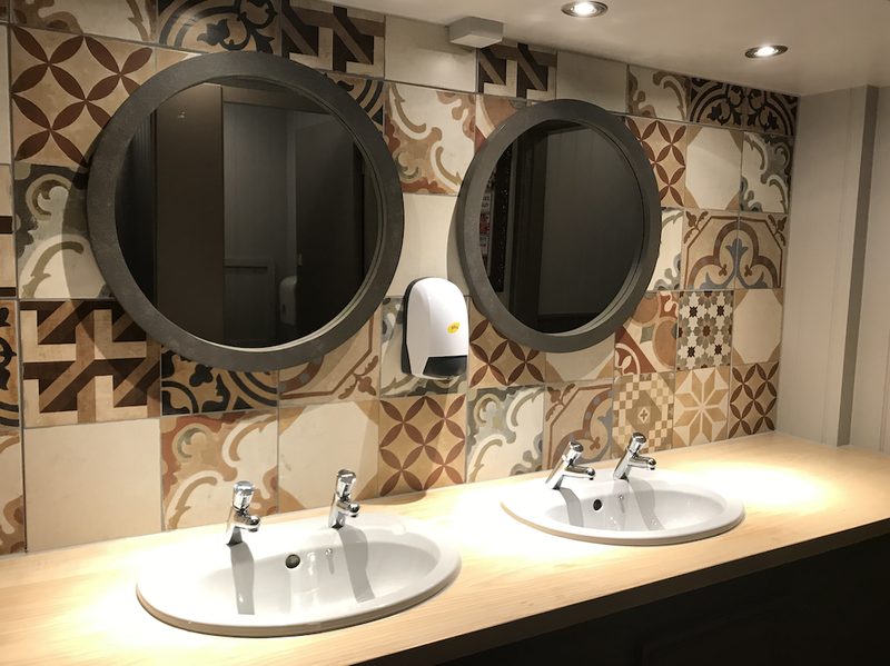 2019 09 12 The Old Pint Pot Toilets