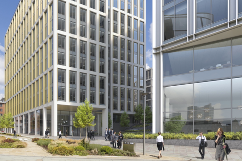 2019 09 13 Angel Square Manchester Office Space