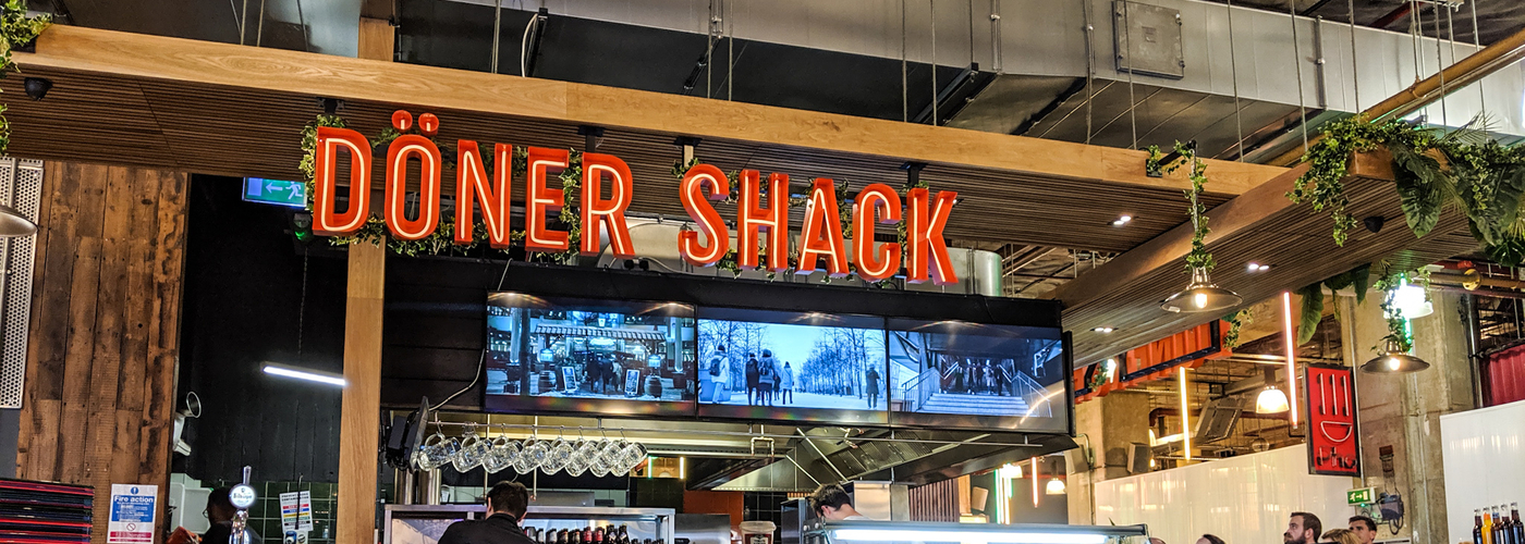 2019 09 17 Doner Shack Review Exterior