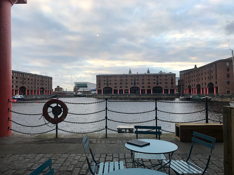 2019 09 18 Maray View Of Docks And Tate