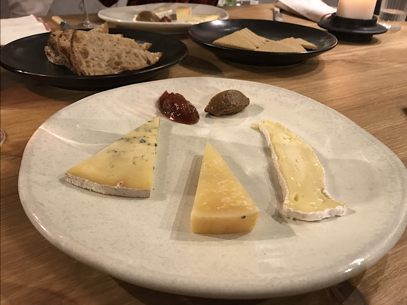 2019 10 03 Creameries Cheese Plate