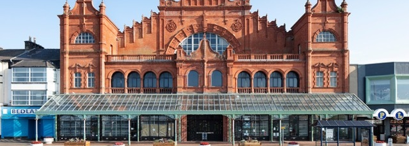 2019 11 08 Property Morecambe Winter Gardens Exterior