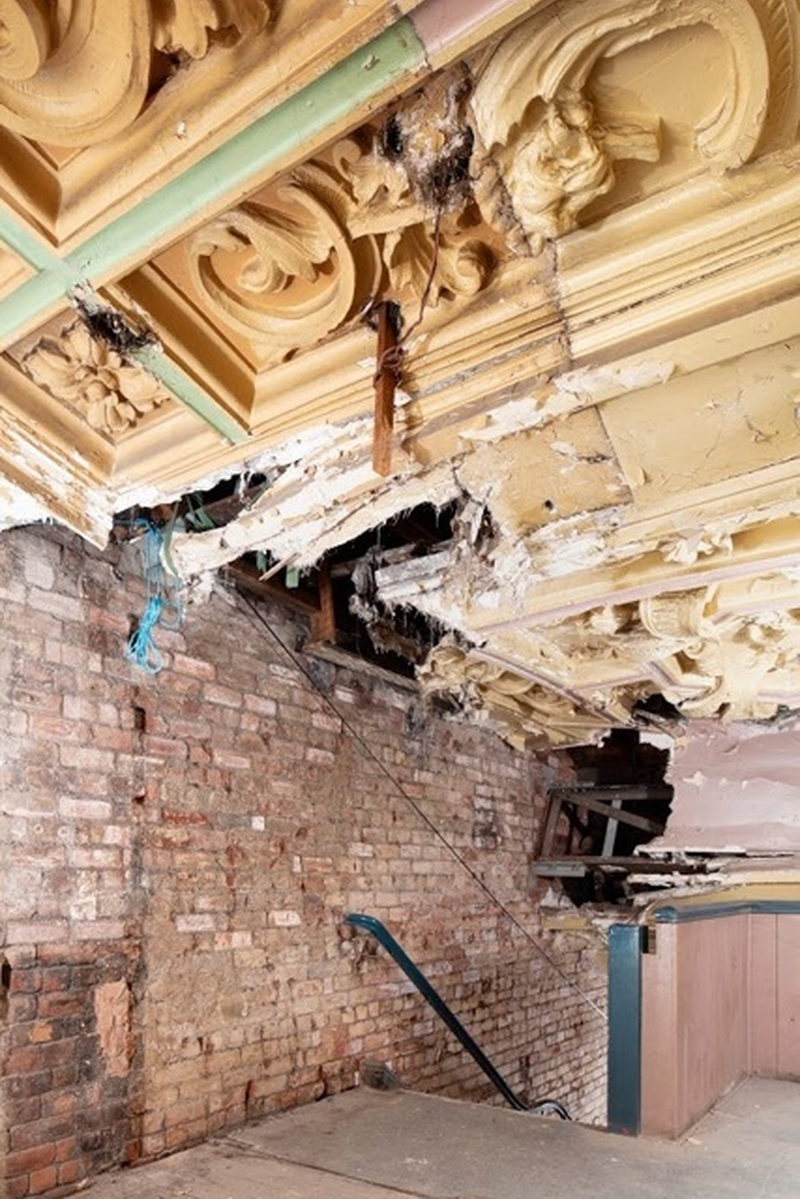 2019 11 08 Property Morecambe Winter Gardens Interior