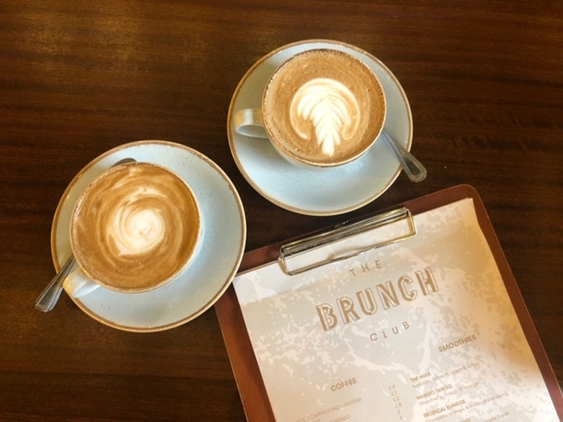 2019 11 12 Brunch Club Coffees