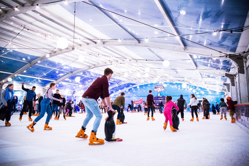2019 11 12 Manchester Ice Rink 1