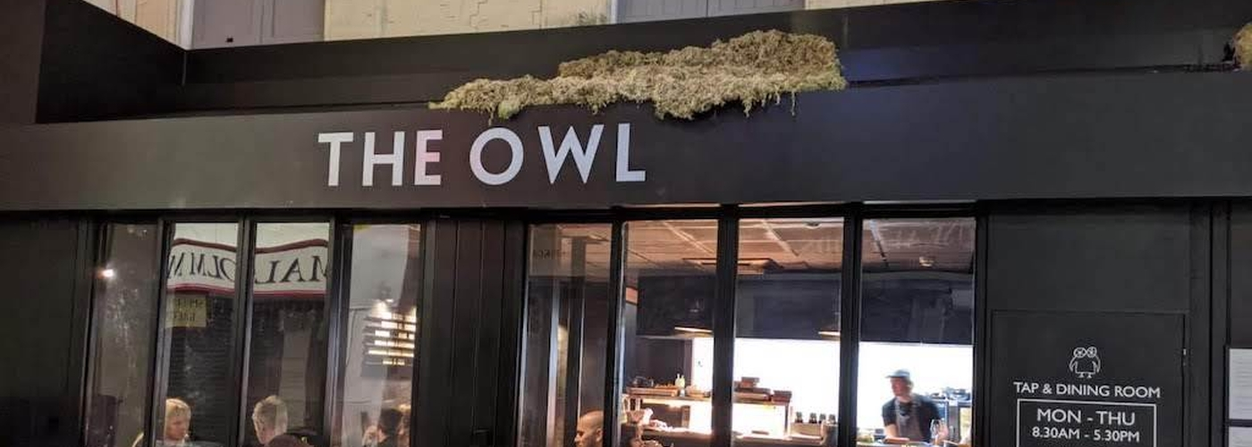 2019 11 17 The Owl Leeds Exterior 2