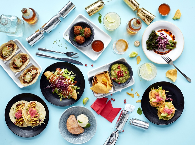 2019 12 12 Wahaca Corn Exchange Festive Feast