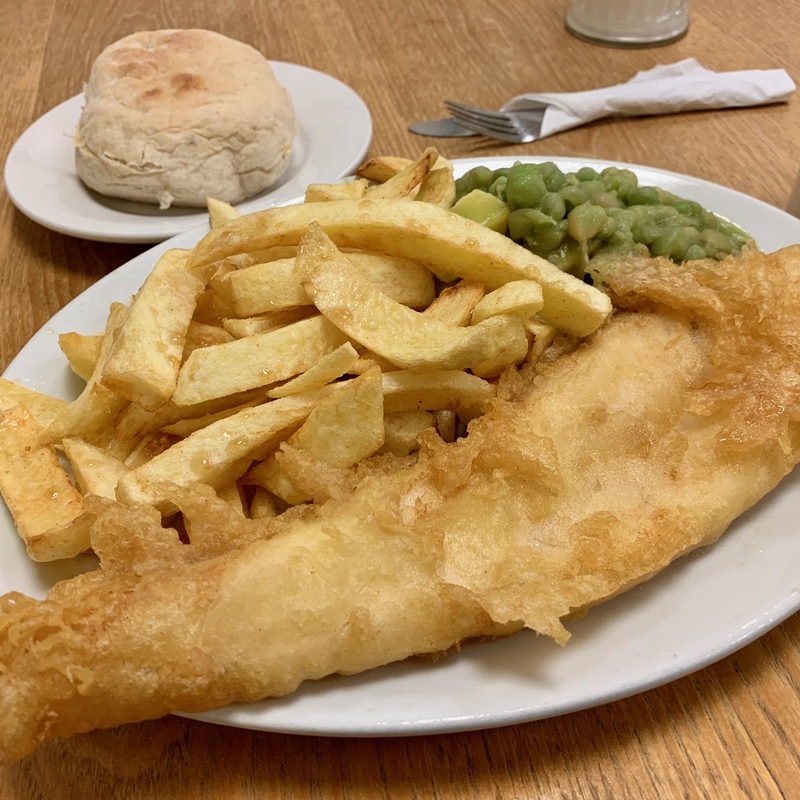 2019 12 17 Tommys Chippy Fish And Chips